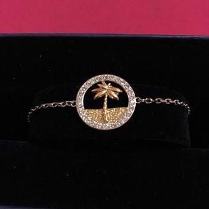 Swarovski Jewelry - Swarovski palm tree bracelet